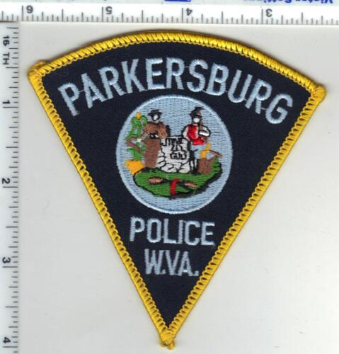 Parkersburg Police (West Virginia) 4th Issue Shoulder Patch
