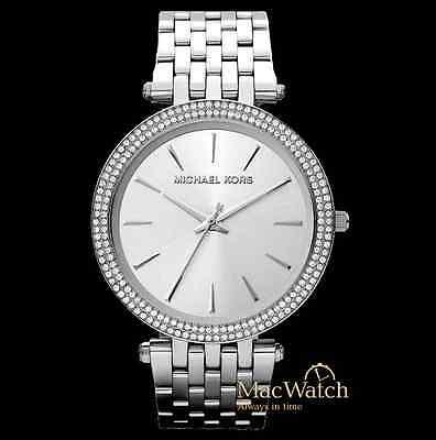 Michael Kors Damen Uhr MK3190 Edelstahl NEU OVP