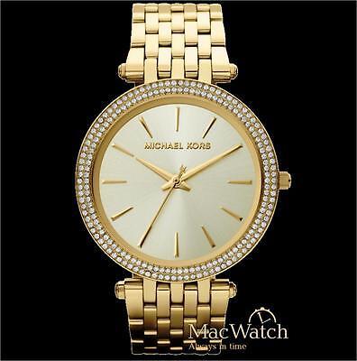 Michael Kors Damen Uhr MK3191 Edelstahl NEU OVP