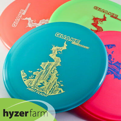 Pro Line Mid Range Disc - DGA PROLINE QUAKE *choose your weight & color* Hyzer Farm disc golf midrange