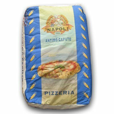 "Antimo Caputo 00 Pizzeria Flour - ""Blue"" Label - Wood-Fired Pizza Oven"