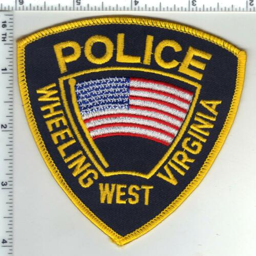 Wheeling Police (West Virginia) 2nd Issue Shoulder Patch