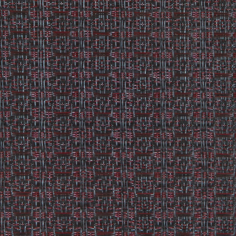 "Speaker Grill Cloth Fabric Oxblood Yard 36"" Wide"