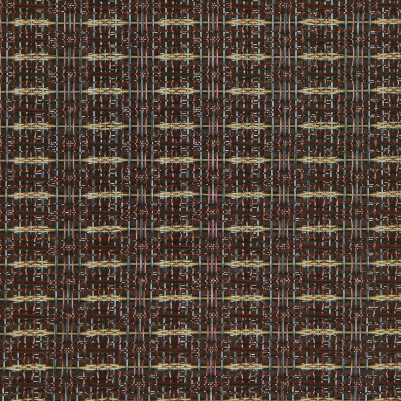 36 Quot Speaker Grill Cloth Fabric Burgundy Beige Stripe Yard