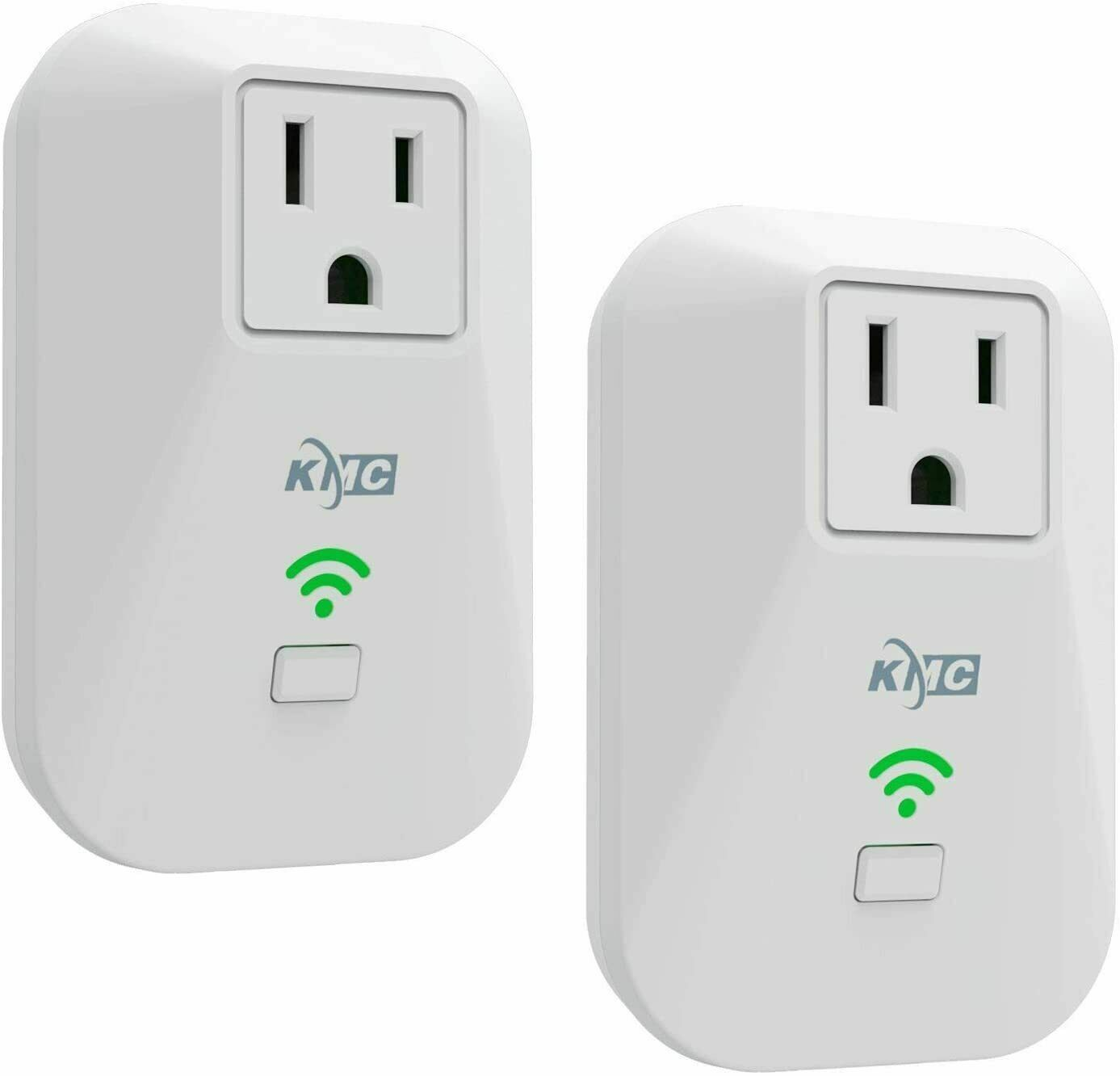 smart plug 2 packs wifi smart plug