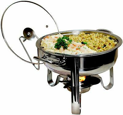 GourmetBuffet 4-Qt Chafing Dish NEW IN THE BOX for sale  Shipping to India