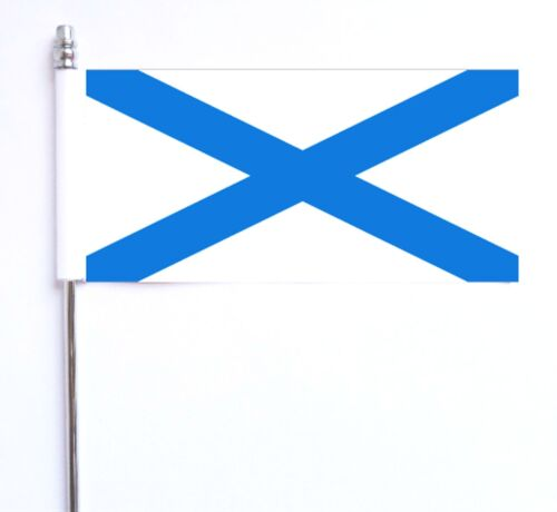 Russian Federation Navy Ensign Ultimate Table Flag