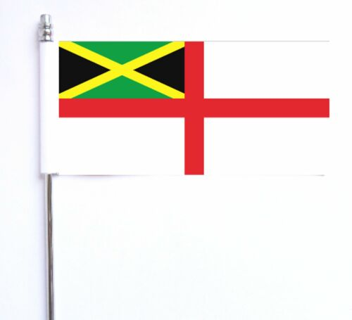 Jamaica Defence Force Coast Guard Ensign Ultimate Table Flag