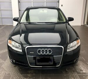 2006 Audi A4 Quattro! 2.0L Turbo Well Maintained