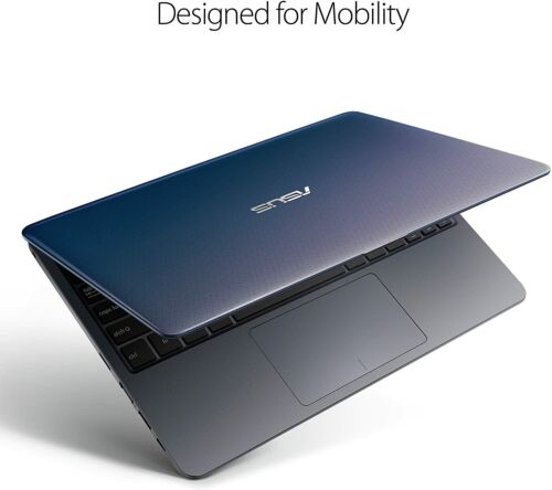 New ASUS Ultra-Thin 11.6 Laptop Intel DualCore CPU 64GB SSD Win10 1 Year Office