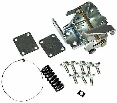 (NEW S10 Sonoma Blazer Jimmy Front Left Upper Door Side Hinge Dorman 924-106)