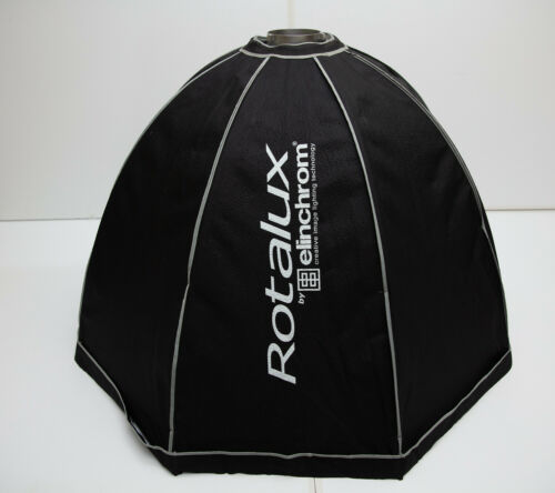 Elinchrom Rotalux Deep Octabox with Bowens S-mount  Speed Ring