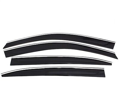 Auto Ventshade 794082 Ventvisor Low Profile Deflector 4 pc.