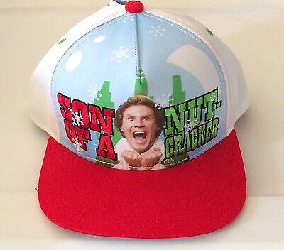 BNWT Elf Christmas Holiday Movie Cap / Hat Son of a Nutcracker (Elf Cap)