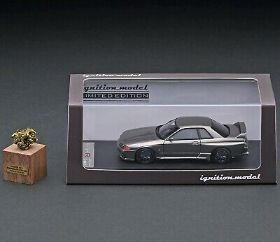 1:43 Ignition Nissan Skyline GT-R R32 NISMO BNR32 CRS +RB26DETT Engine GT Online