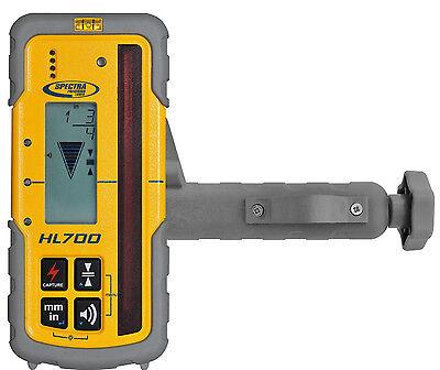 New Trimble Spectra Precision HL700 Laserometer Rotary Laser Receiver