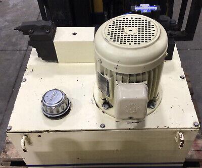 Northman Rf-g04-1-31 Swh-g02-c4 1hp 240460 15 Gal Hydraulic Power Unit 5502taw