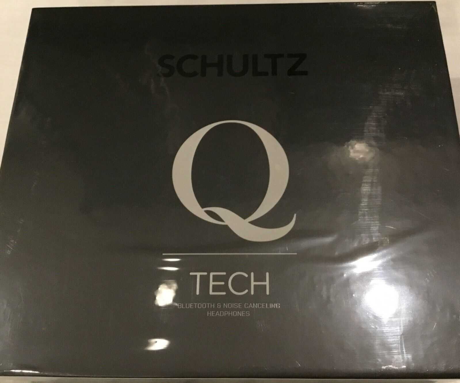 Schultz-Q-Tech Bluetooth Headphones- Retails for $510.00- BR