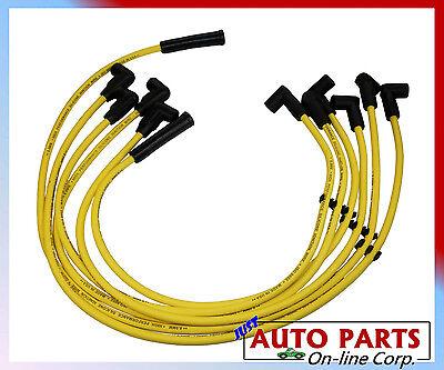 IGNITION WIRE SET CHEVROLET S10 BLAZER 88-95 4.3L GMC 92-95 G1500-G3500 MADE USA (Chevy S10 Blazer Parts)