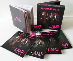 HEARTBREAKERS-L-A-M-F-Definitive-Edition-4xCD-box-set-Johnny-Thunders-LAMF