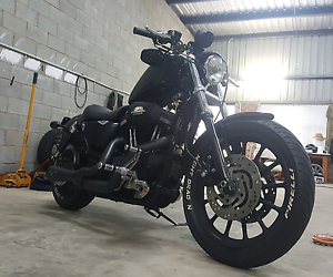 Harley Sporty Bobber Muswellbrook Muswellbrook Area Preview