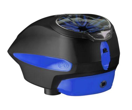 GI Sportz Paintball LVL 1.5 Level Electronic Loader Hopper - Black / Blue