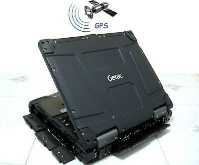Fully Rugged Getac B300-H Toughbook,i5-2520M@2.5ghz,wi-fi AC,250GbSSD,Custom GPS
