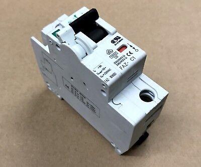 Eaton Moeller FAZ C1 Leitungsschutzschalter + XHI001