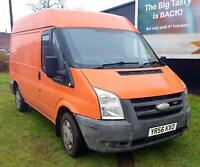 Ford Transit by Chap s Emporium Ltd., Carlisle, Cumbria