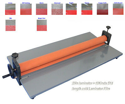 39 Cold Laminating Machine Laminator1yd 10kinds Cold Laminating Film