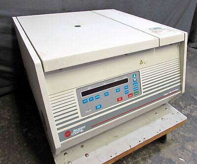 Beckman Coulter Allegra 25r Refrigerated Centrifuge W Ta-14-50 8x50ml Rotor