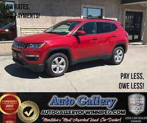 2018 Jeep Compass North *Roof