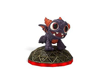 Skylanders Trap Team Spry Mini Dark Spyro Gaming Figure Wii U Xbox One 360 Ps4