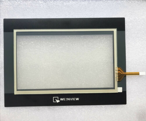 """FOR Weintek 7"""" HMI TK6071IP TK6070IQ touch screen + touch protective film"""