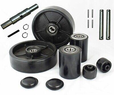 Pallet Jack Crwon Pth50 Pallet Jack Wheel Replacement Kit Set Complete