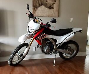 CRF250L Sell or Trade