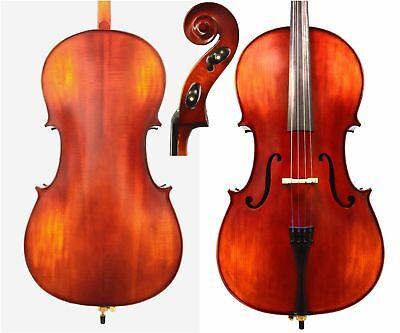 Orchestral Enthusiastic Cello Set Complete For Full Size Cello Cellos