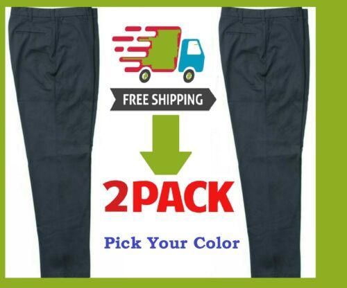 Used Uniform Work Pants Cintas, Redkap, Unifirst, G&k - 2 Pack - Free Shipping