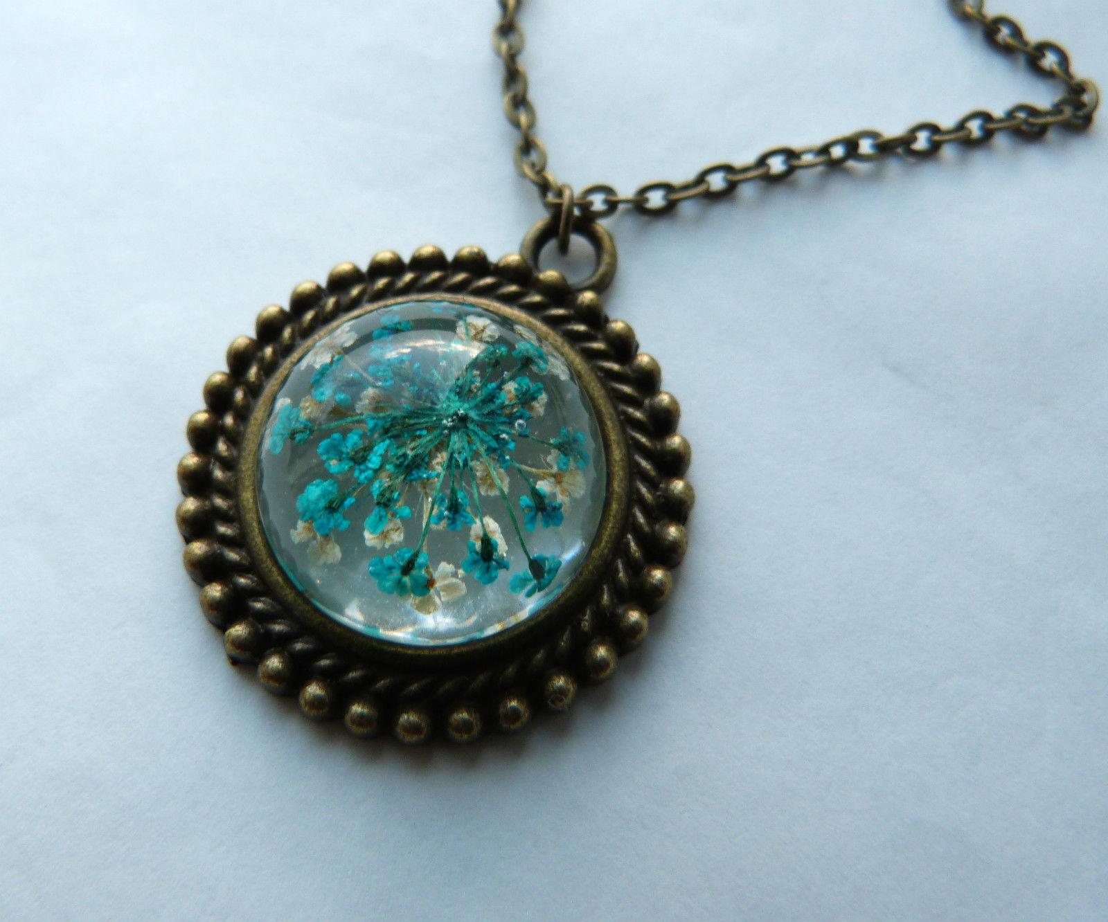how to make resin flower jewelry ebay