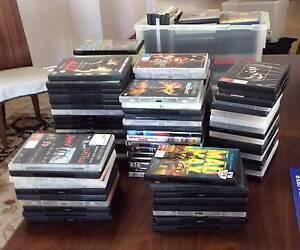 DVDs for sale Urangan Fraser Coast Preview