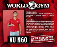 World Gym Lasalle - Personal Training