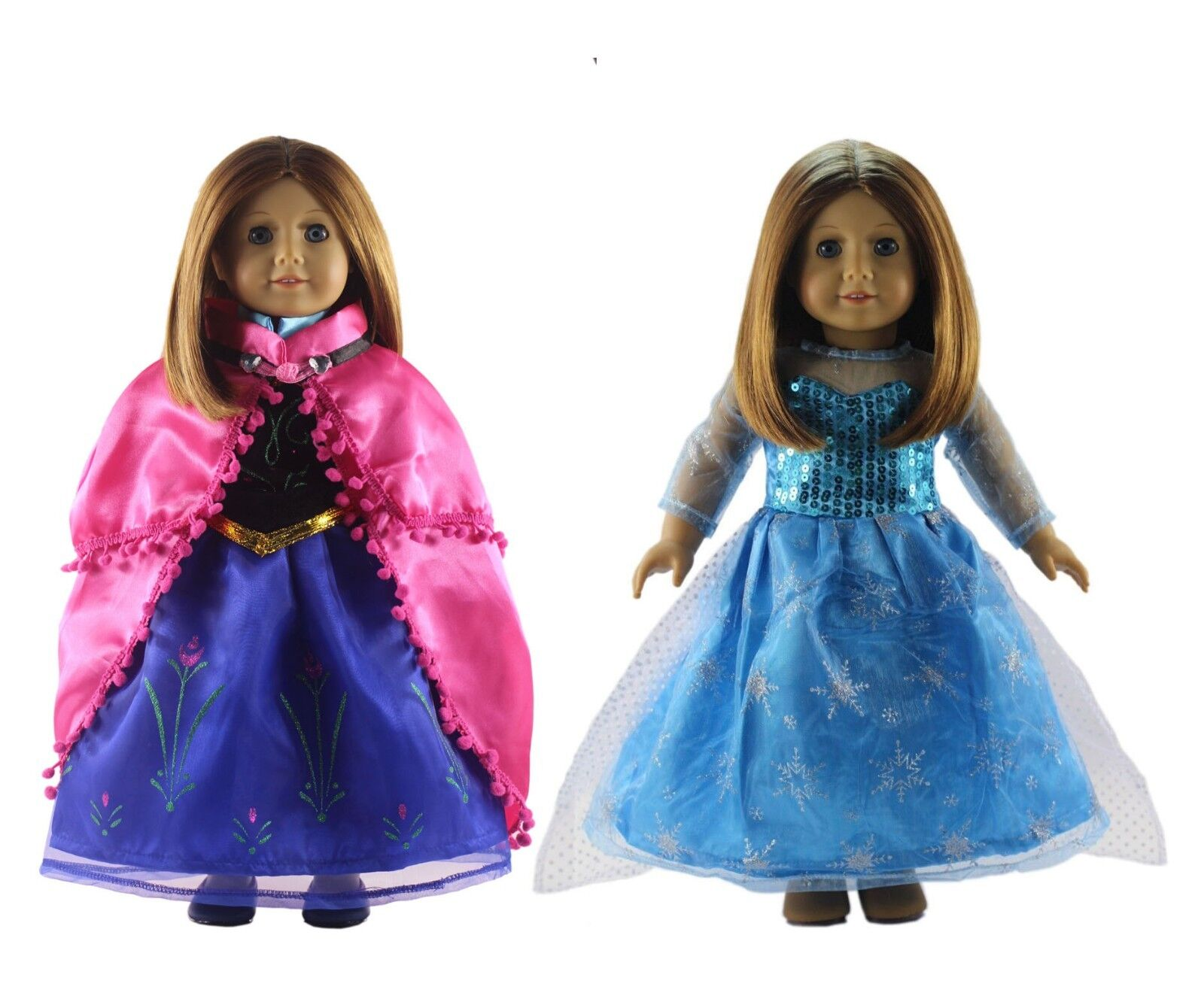 Платье для куклы 72