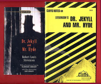 Dr. Jekyll and Mr. Hyde by R.L.Stevenson & Cliffs Notes study guide - Free (Dr Jekyll And Mr Hyde Cliff Notes)