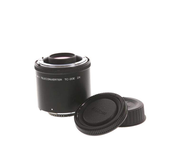 Nikon TC-20E (AF-I/AF-S) Teleconverter