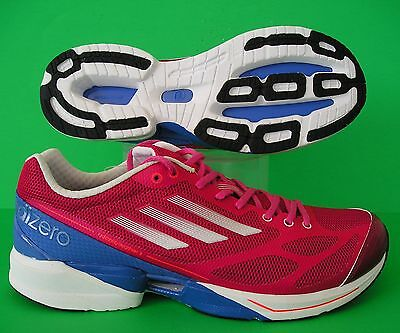 NIB~Adidas ADIZERO FEATHER 2 Running Gym adistar Trainer Shoe tennis ~Women 10.5