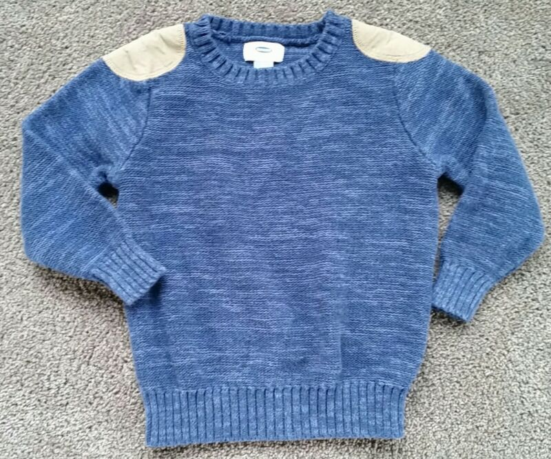 Boys Size 5 Old Navy Sweater, Blue