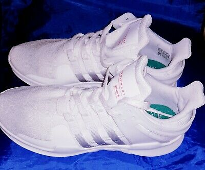 Brand new unisex authentic adidas Eqt Support ADV Trainers~ultra white,sz3