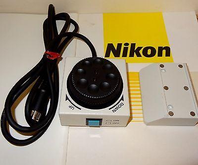 Nikon Microscope Remote Z-axis Controller