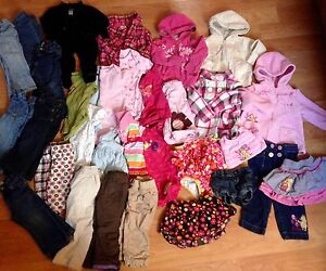 12-18/18-24 Month girls clothing lot