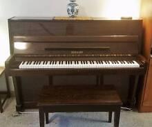 Schiller Upright Piano in Pristine Condition Gladesville Ryde Area Preview